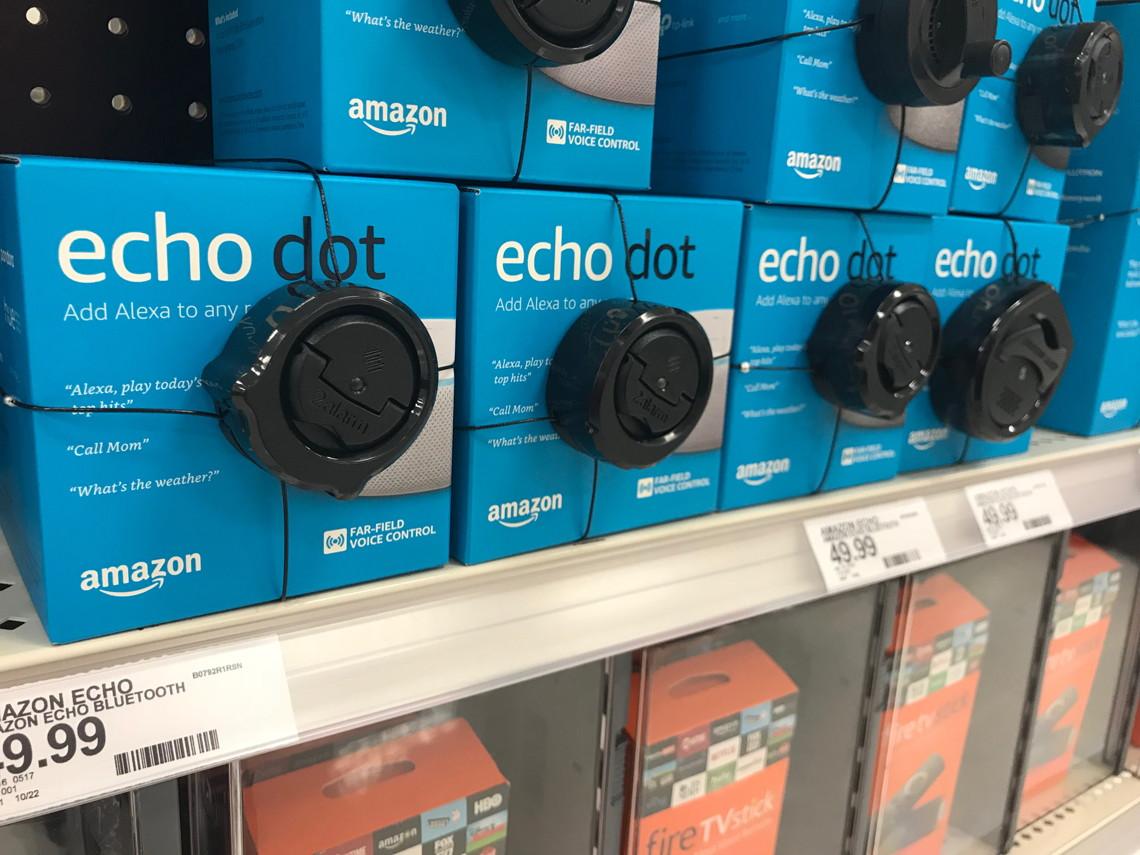 echo dot target