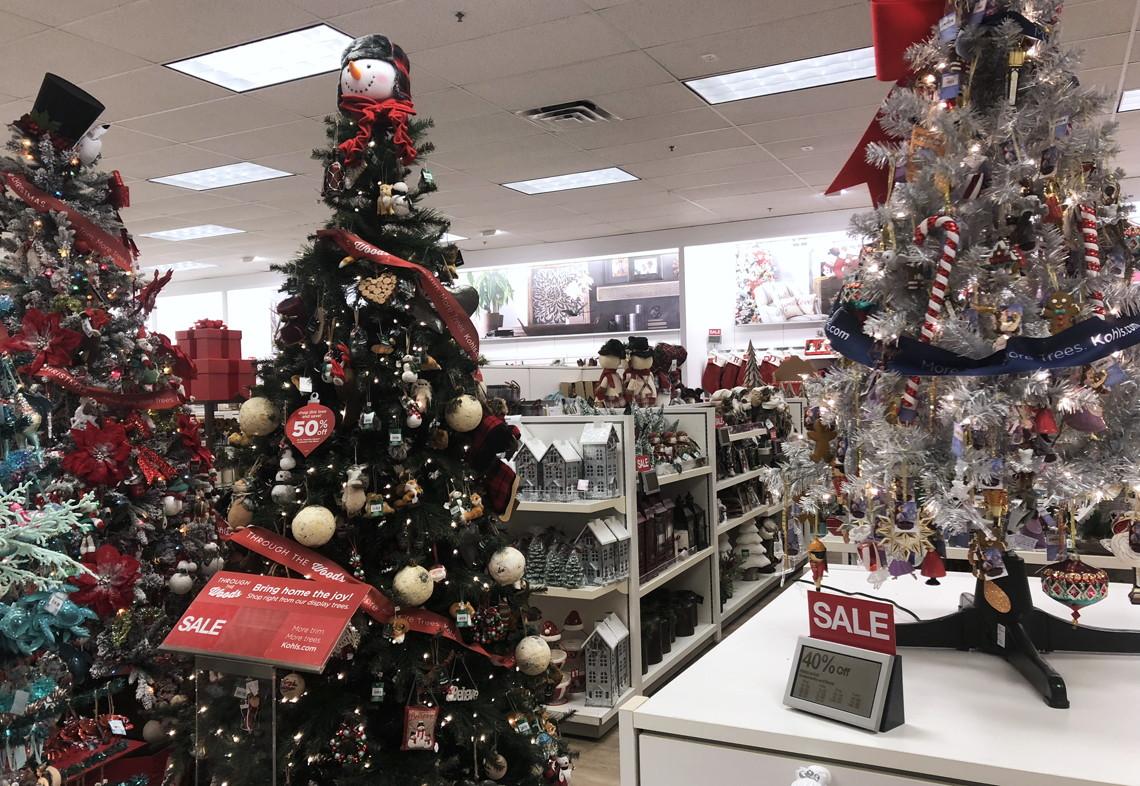 Kohls Christmas Trees.7 Pre Lit Christmas Tree 72 15 Kohl S Cash Reg 250