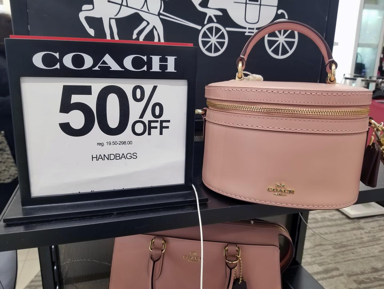 50% Off COACH   Michael Kors Handbags at Macy s! - The Krazy Coupon Lady fa89f5c01e2f3