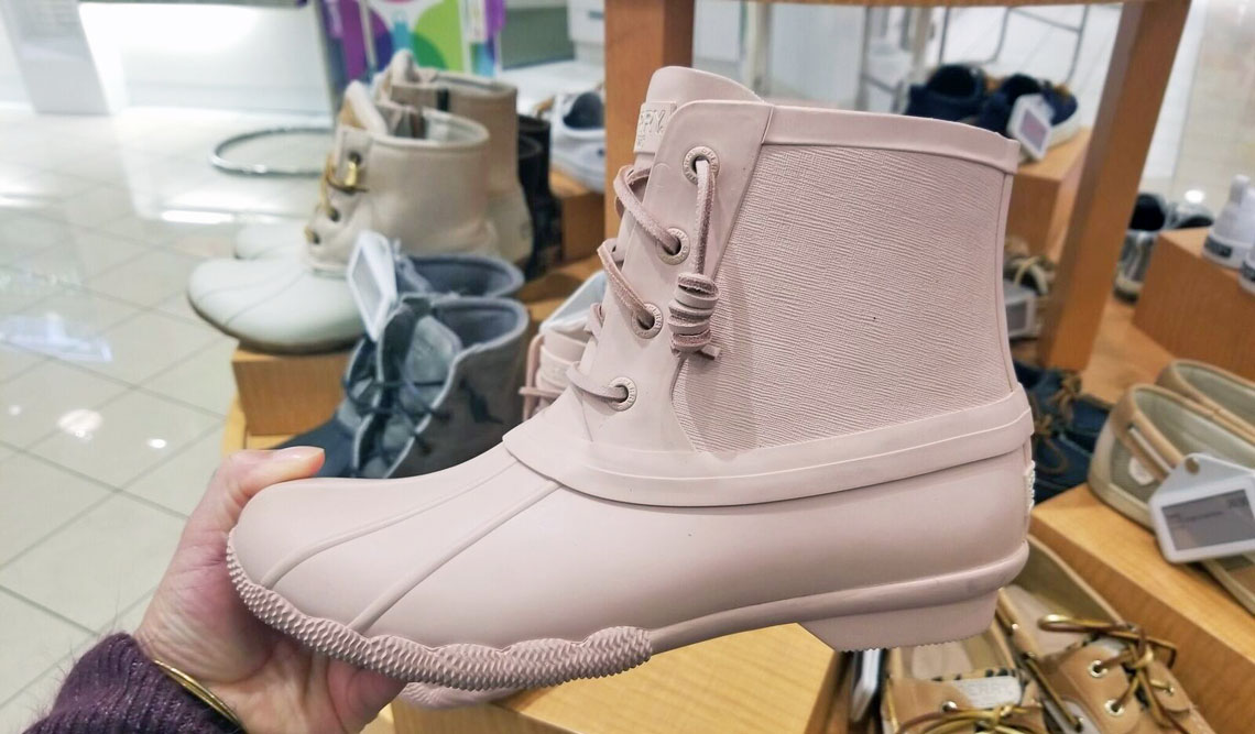1a081096e25 Sperry Duck Booties, as Low as $75 at Macy's! - The Krazy Coupon Lady