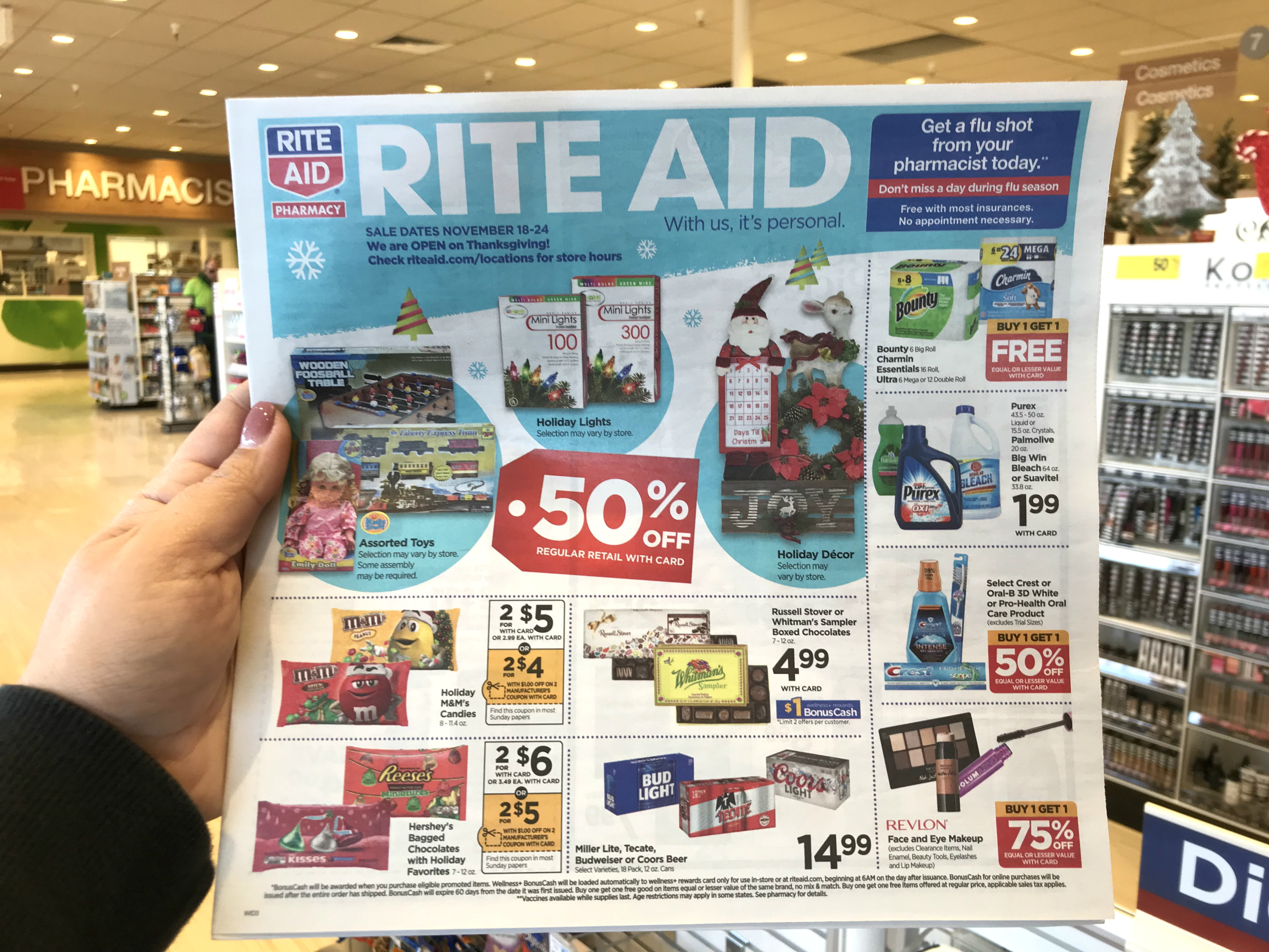 Rite Aid Coupons - The Krazy Coupon Lady