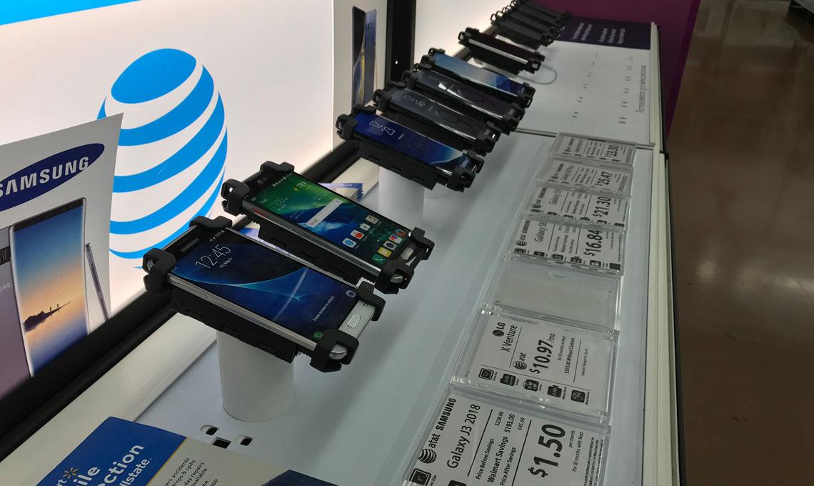 2 Galaxy J3 Orbits + 2-Line Unlimited Plan, $150 at Walmart! - The