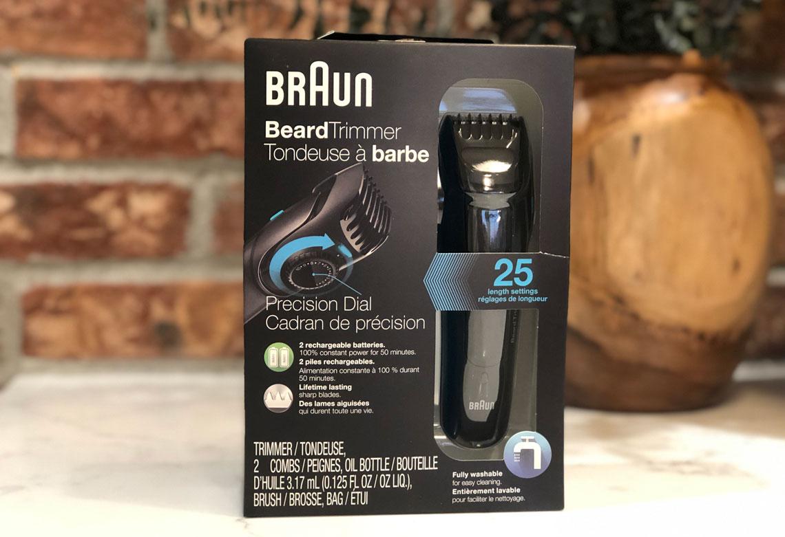 Braun Epilators & Beard Trimmer, as Low as $19 94 at Walmart