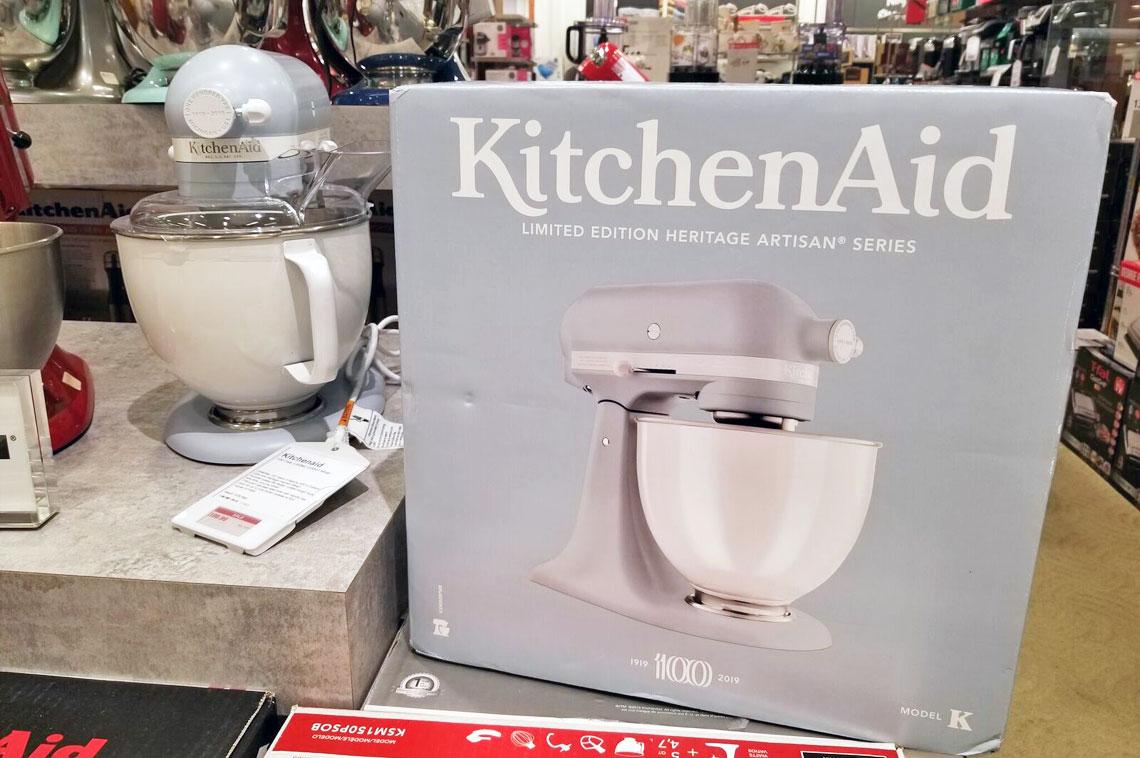 Kitchenaid 100 Year Limited Edition Mixer