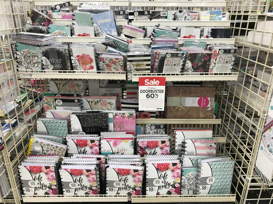 60% Off The Happy Planner at Michaels! - A Couponer's Life