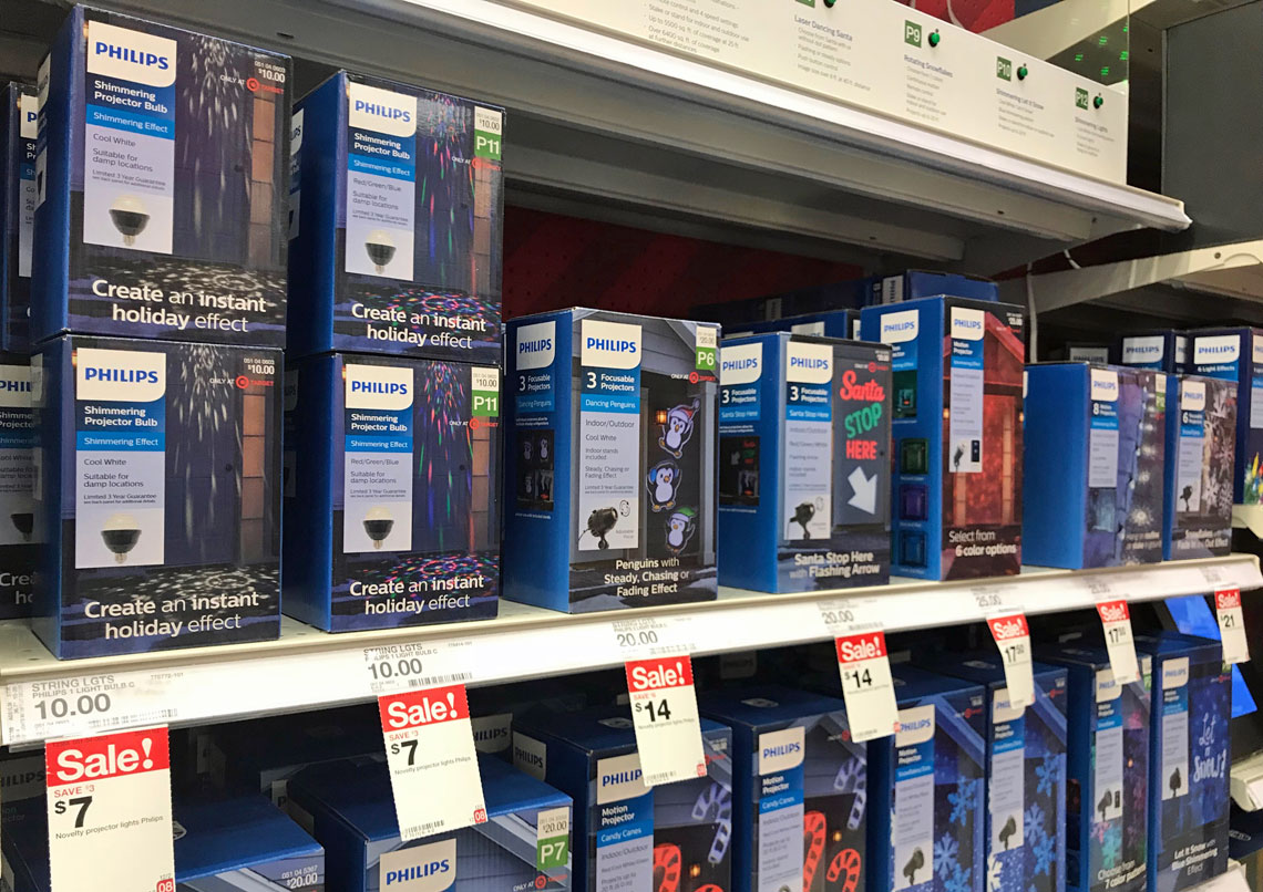 Christmas Light Projectors As Low As 5 99 At Target A