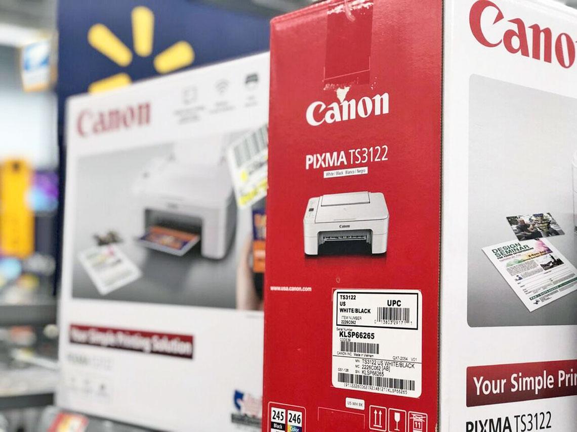 Canon Pixma Printer, Only $19 at Walmart (Reg  $44)! - The