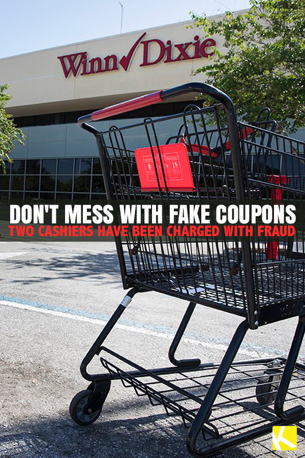 Don't Mess with Fake Coupons — How Two Cashiers Were Charged with