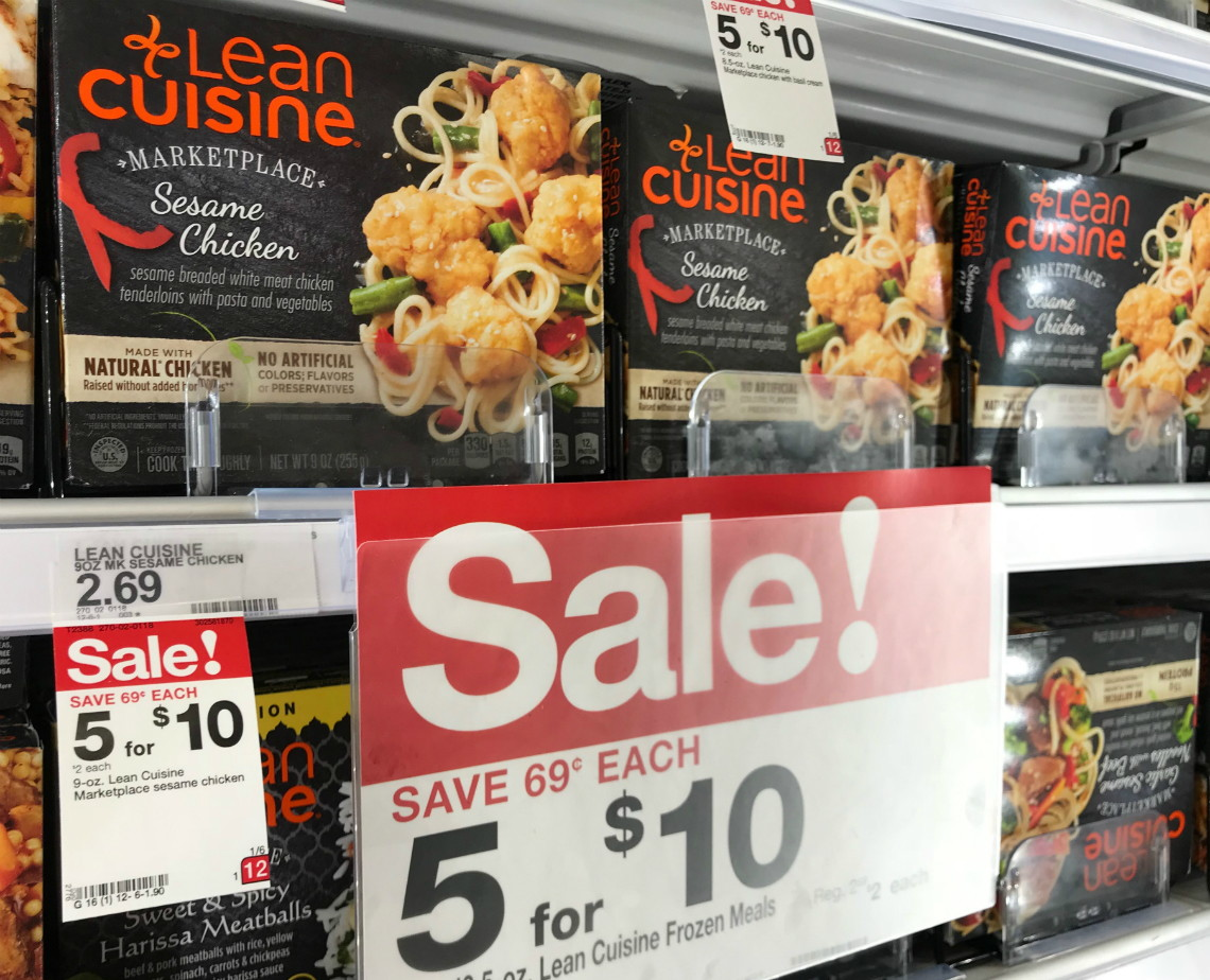 picture regarding Lean Cuisine Coupons Printable identified as Lean Delicacies Entrees, Merely $1.00 at Concentrate! - The Krazy