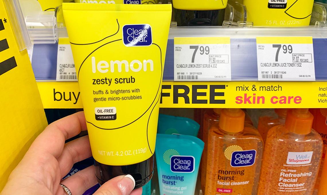 Clean-&-Clear-Lemon-Sale-Tag-VE-2.17