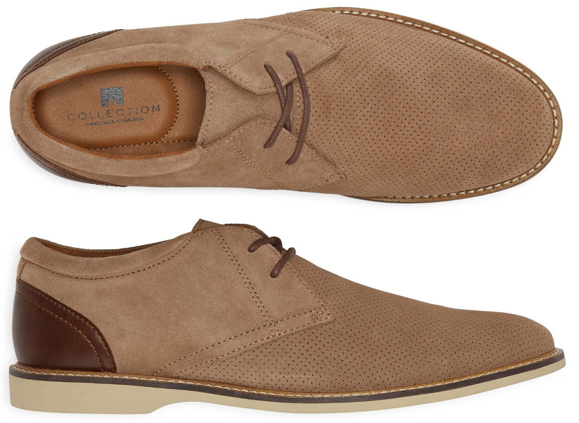 a1a03710d9c49 Buy 1 Collection by Michael Strahan Men s Oxford Shoes ( reg.  89.00 )   35.49