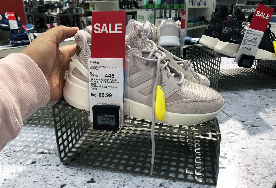 watch 4bbfa 144f4 adidas Questar Womens Sneakers, 60 at Kohls – Reg. 85! - The Krazy  Coupon Lady