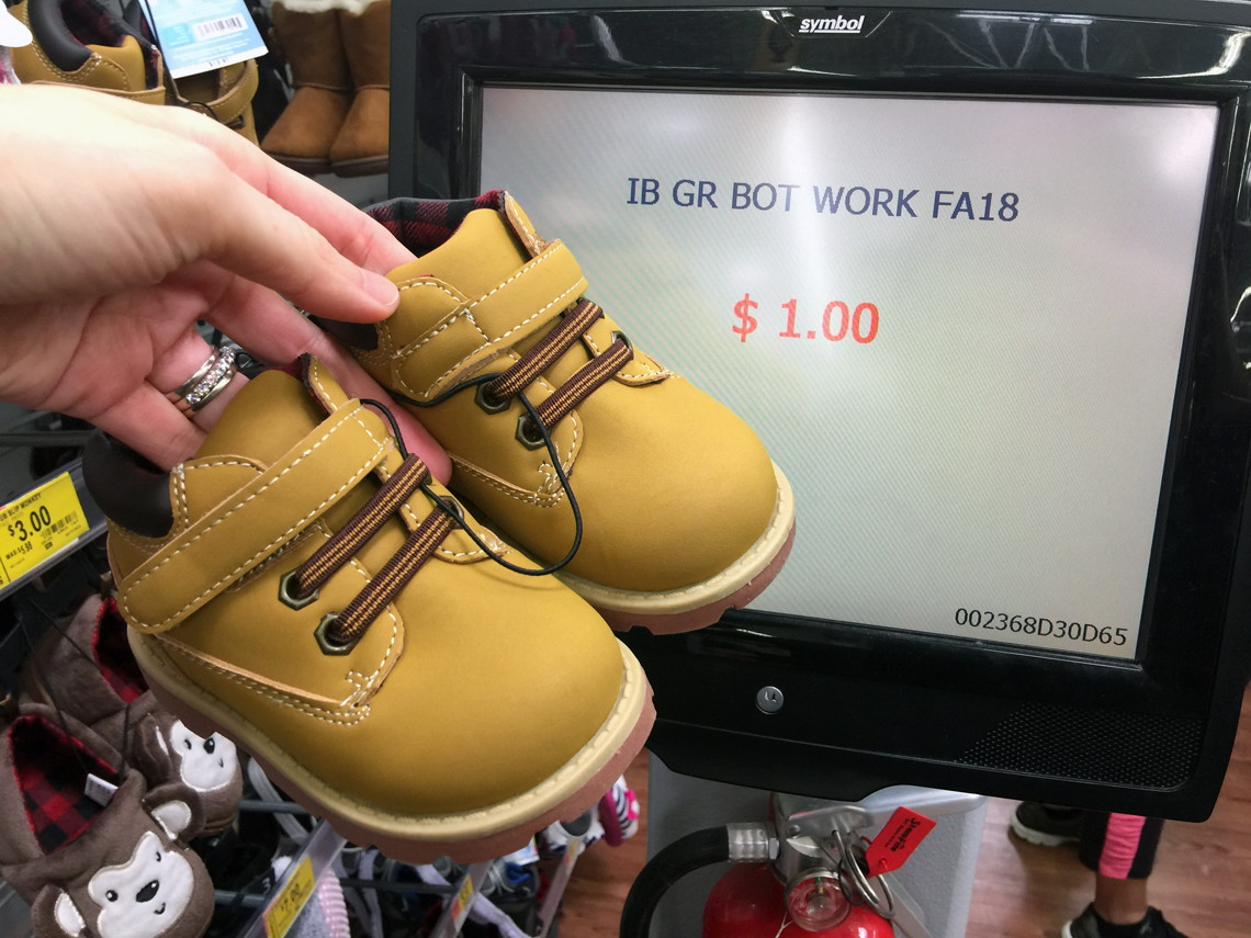 07cabf8b4f9 Garanimals Toddler Boys  Work Boot  1.00 (reg.  13.97)