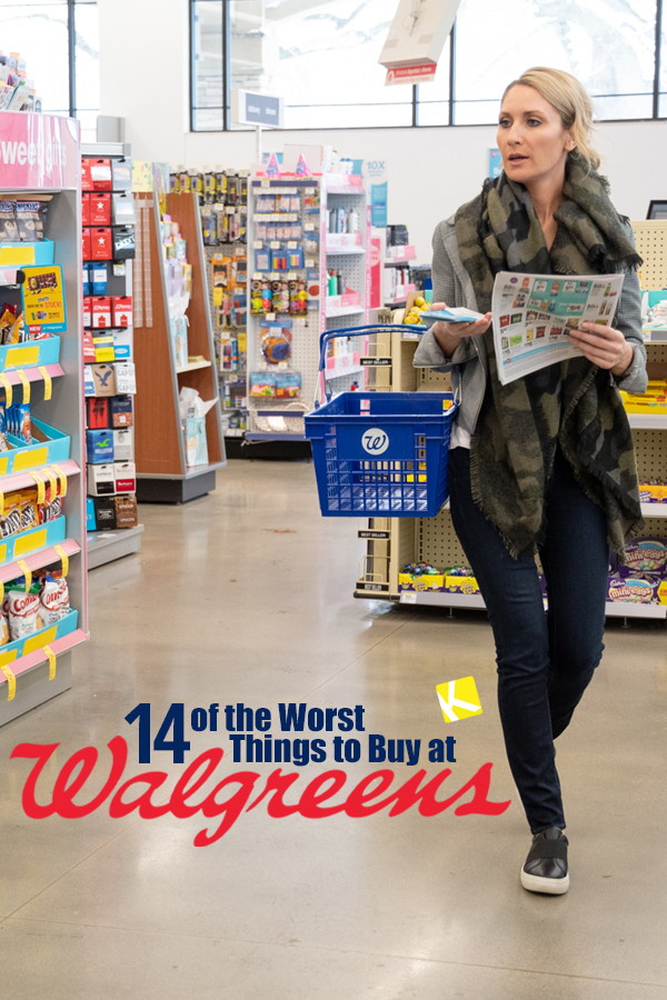 14 Worst Celebrity Powder Flashback Makeup Fails: 14 Of The Worst Things To Buy At Walgreens