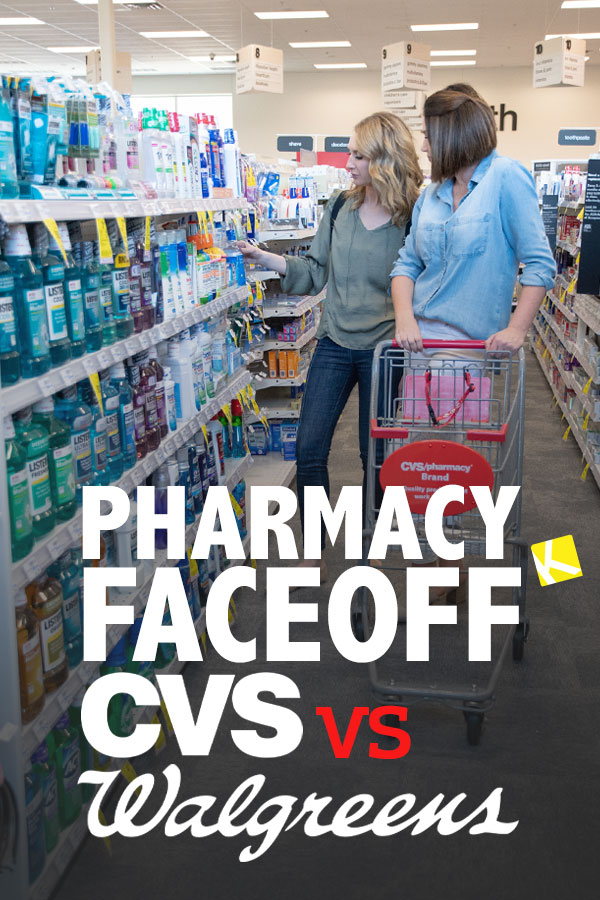 Cvs Vs Walgreens Which Drugstore Is Better For Saving Money