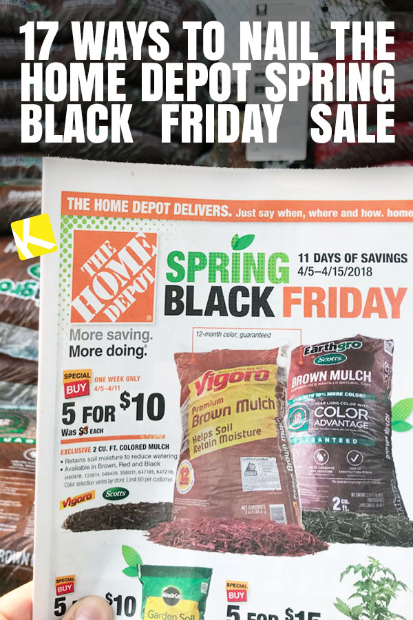 637803c26bf6 17 Ways to Nail the Home Depot Spring Black Friday Sale - The Krazy Coupon  Lady