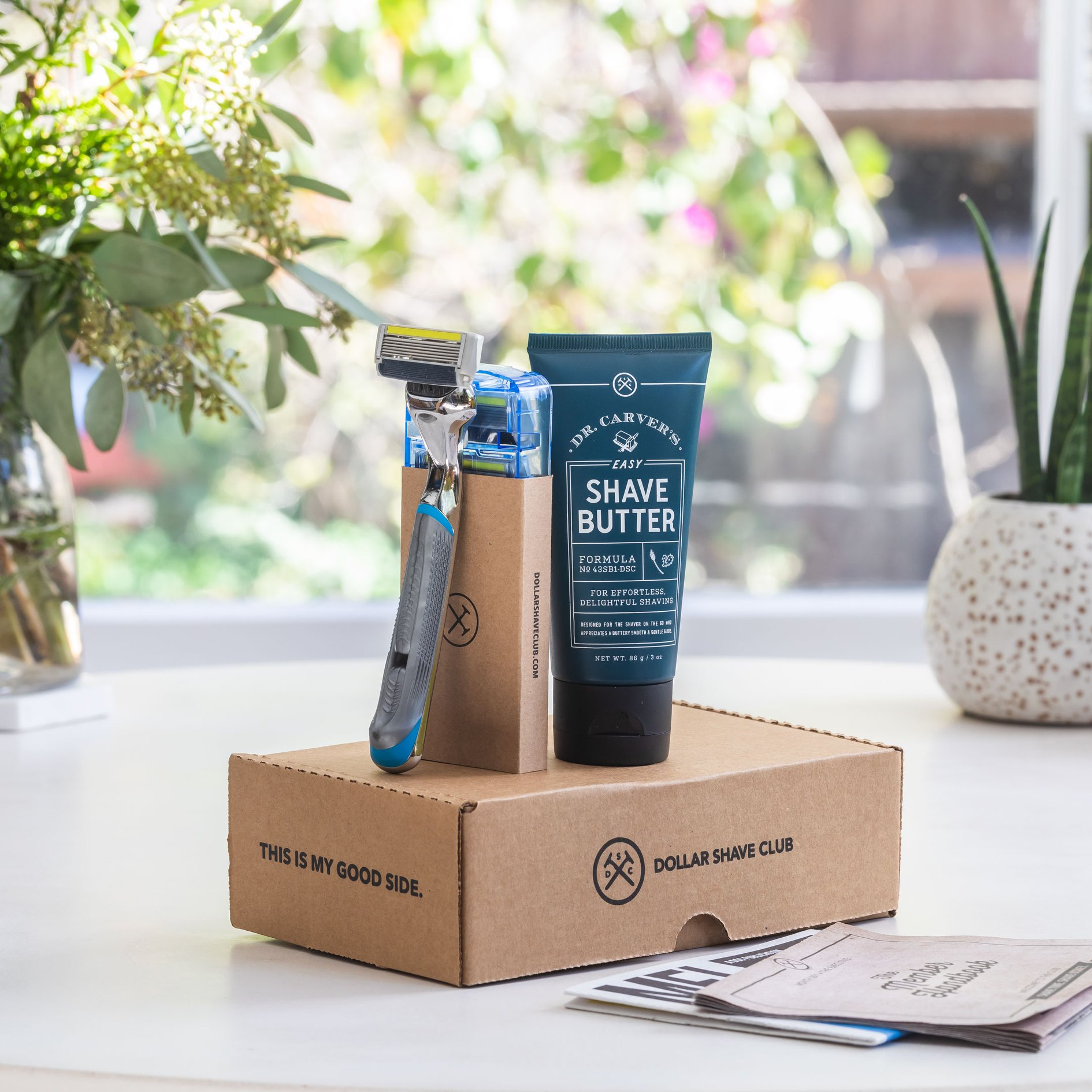 harrys and dollar shave club upended the shaving industry - HD1890×1890