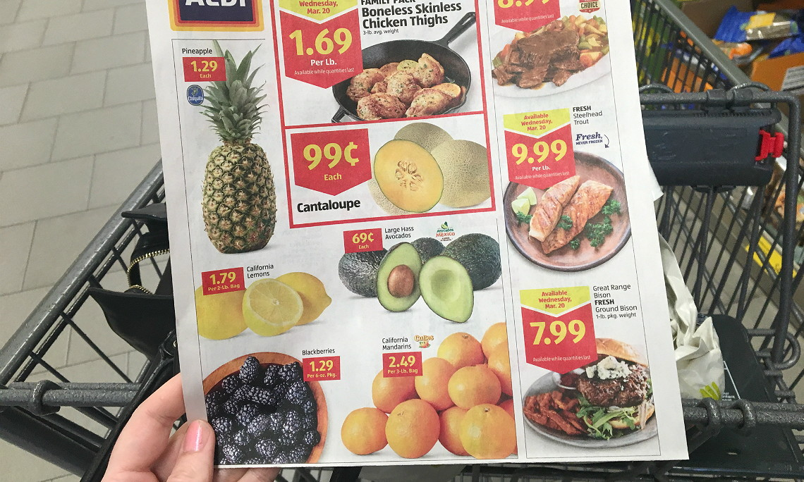 Aldi Coupon Deals: Week of 3/20 - The Krazy Coupon Lady