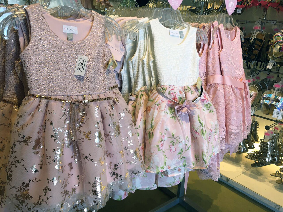 0663d5513 60% Off Easter Dresses at The Children's Place! - The Krazy Coupon Lady