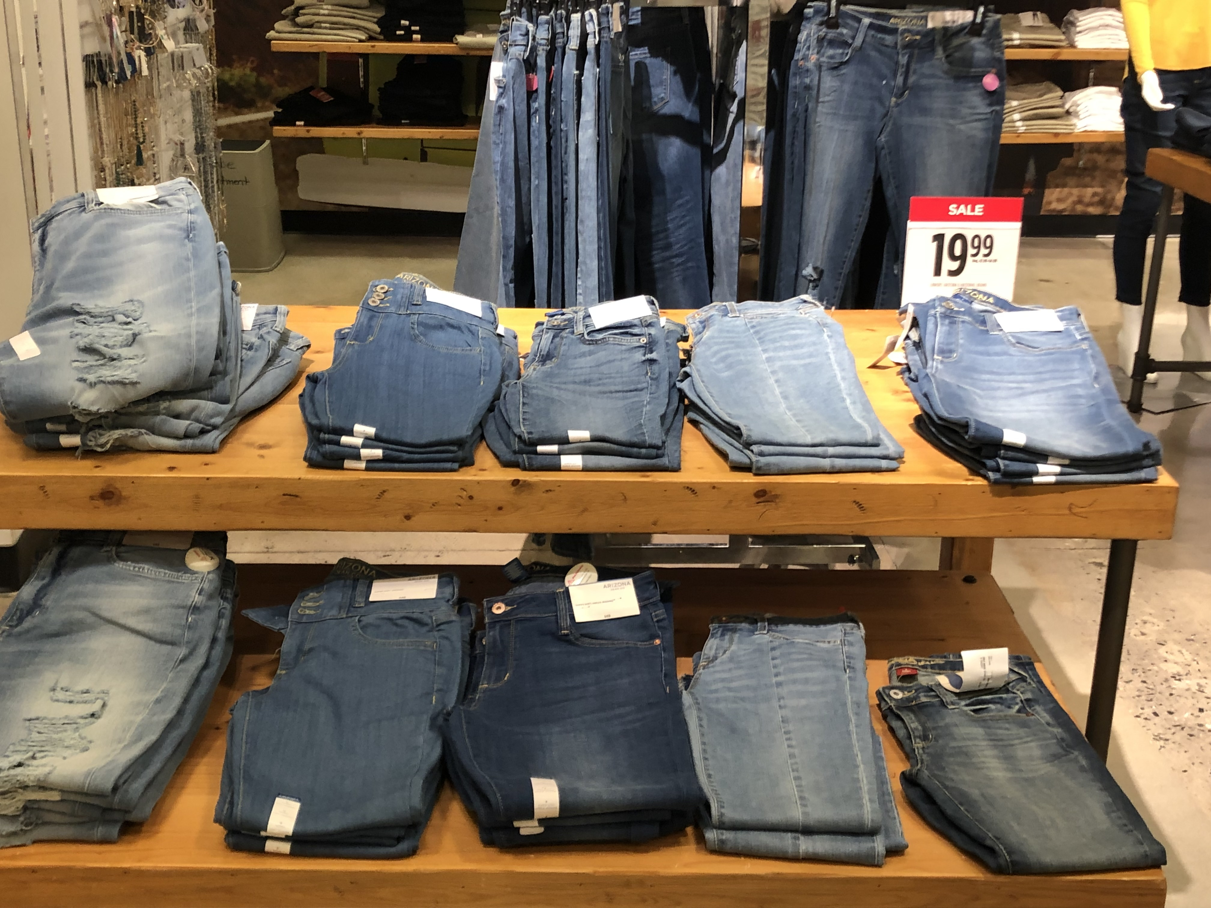 ccd5d54ca4 Arizona Jeans for Juniors, $16 at JCPenney! - The Krazy Coupon Lady