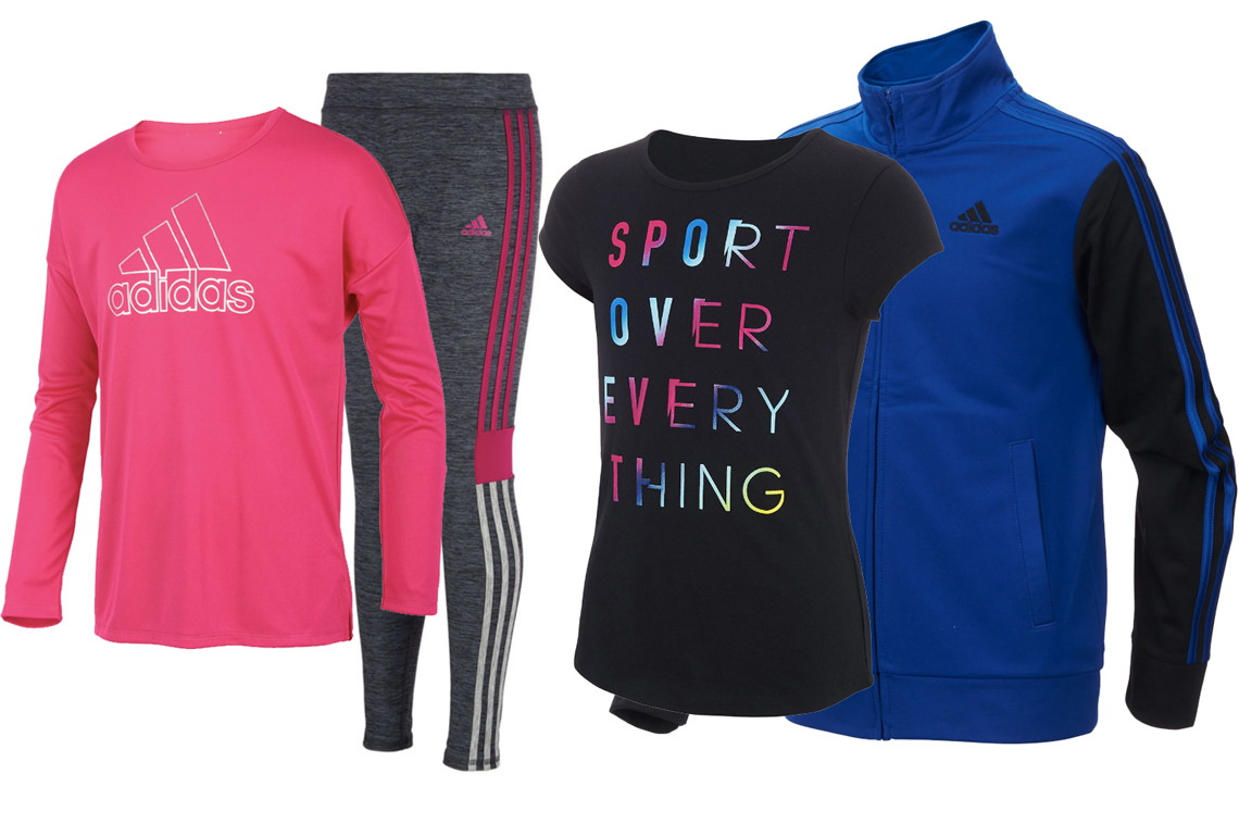086f535329ad adidas Kids' Clearance, as Low as $7.69 at JCPenney! - The Krazy Coupon Lady