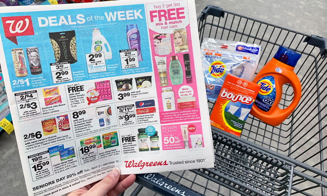 Walgreens Coupon Deals: Week of 3/31 - The Krazy Coupon Lady