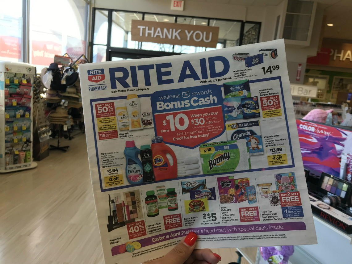 606fde0128 Rite Aid Coupons - The Krazy Coupon Lady