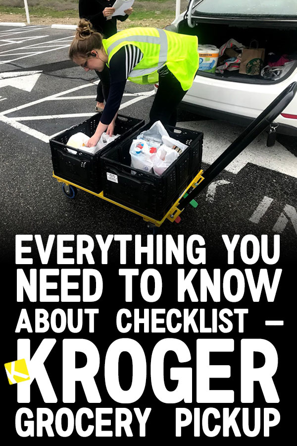 Everything You Need to Know About Kroger Grocery Pickup (aka