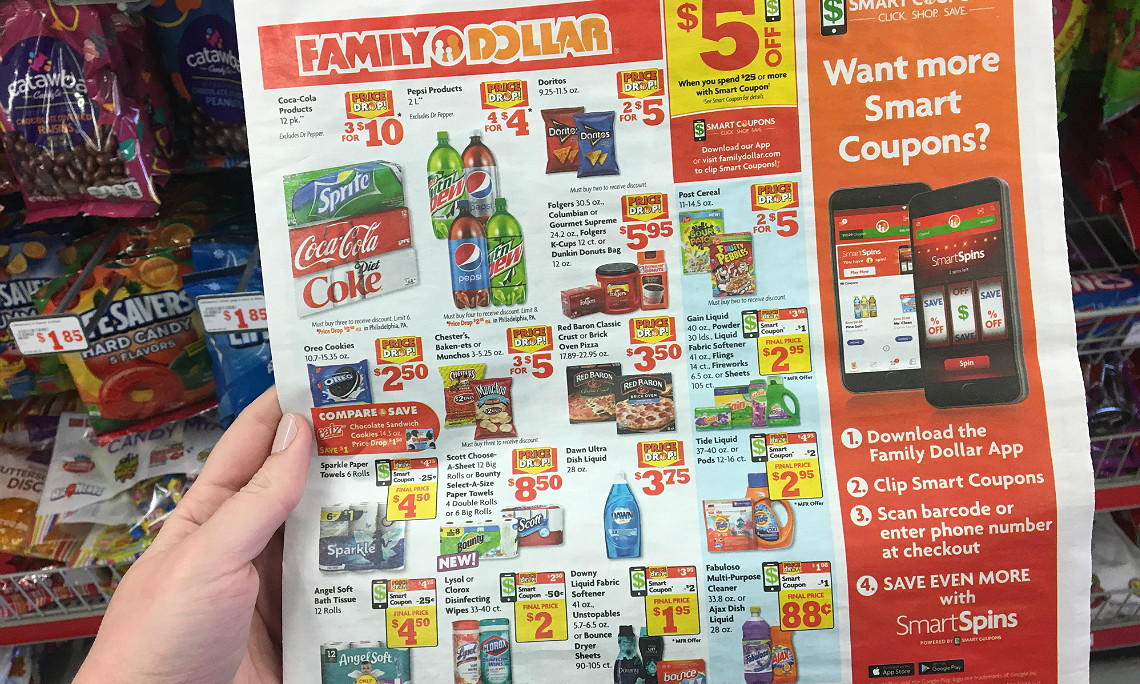 b32e36d294 Deals. Family Dollar Coupon Deals  Week ...
