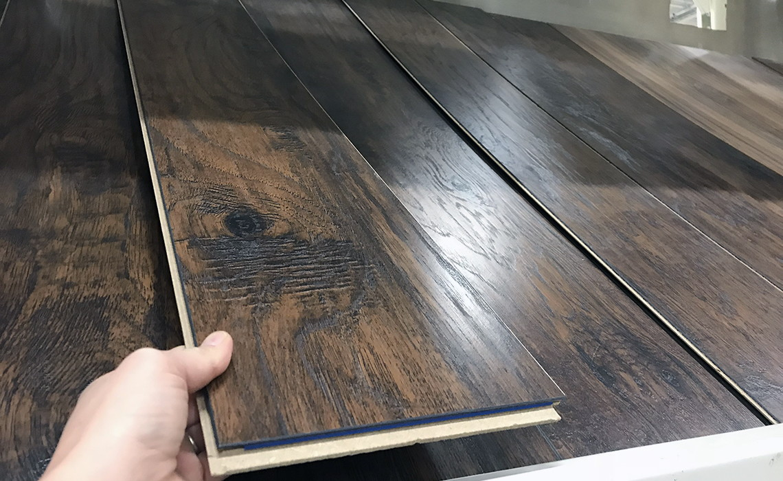 Wood Look Flooring As Low As 0 49 Sq Ft At Home Depot