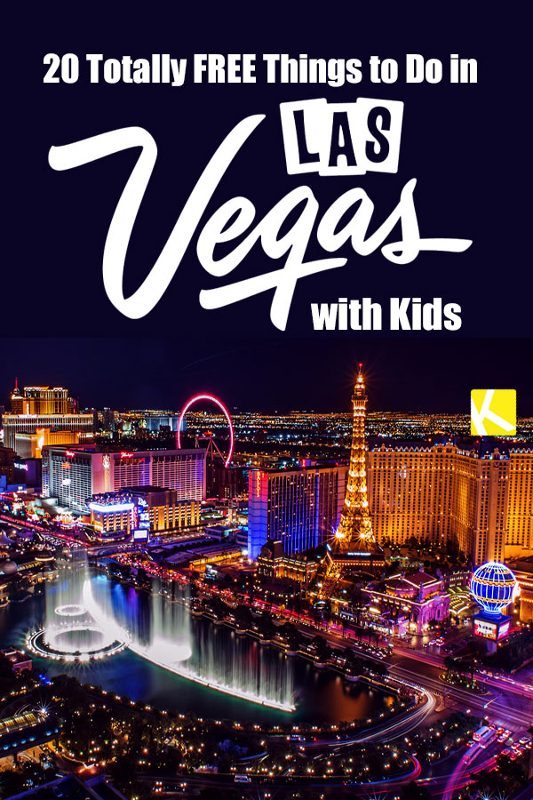 20 Totally Free Things to Do in Vegas with Kids - The ...