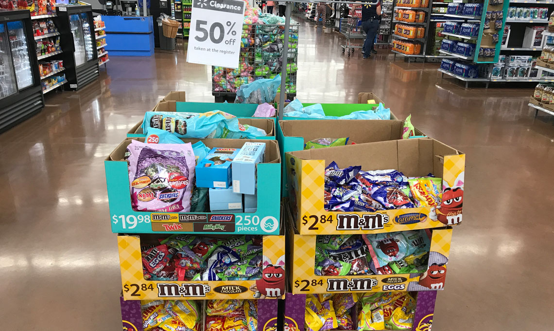 50% Off Easter Clearance at Walmart: Candy, Toys & More