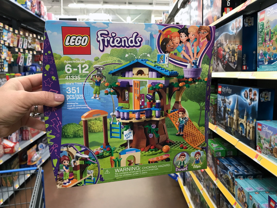 Lego Friends Mias Tree House 2099 At Walmart Reg 2999