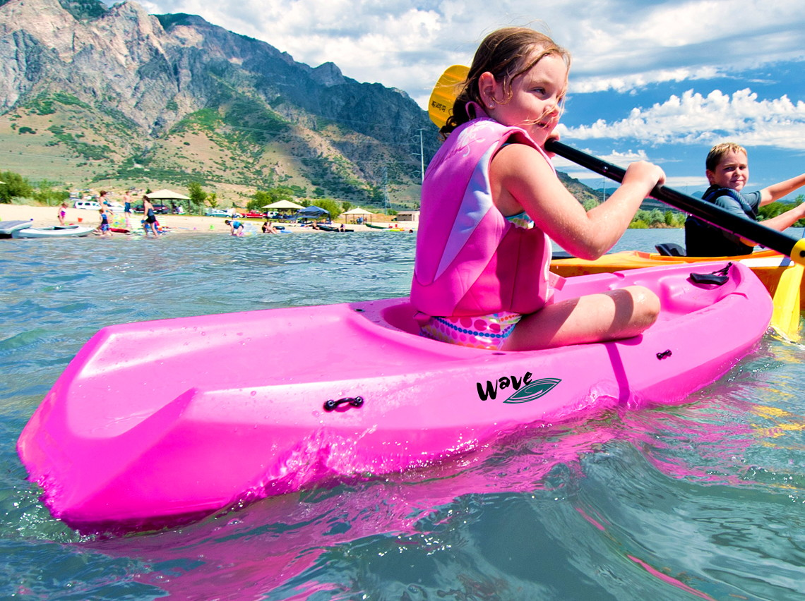 Lifetime Youth Kayak with Paddle, Only $80 at Walmart (Reg