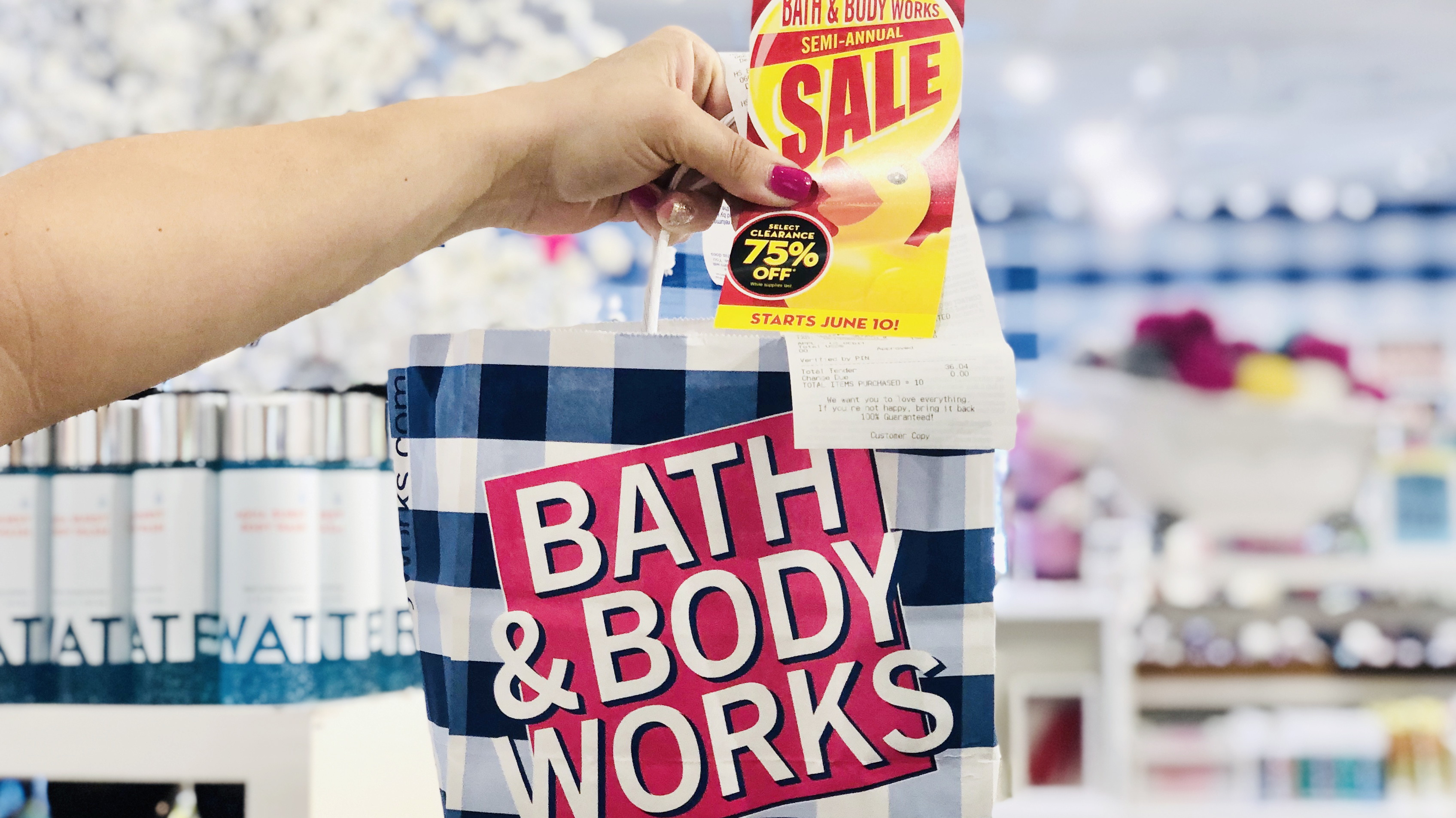 13 Best Ways to Save During Bath & Body Works' Semi-Annual