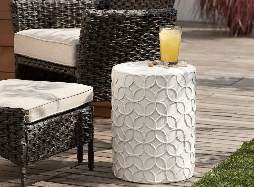 Outstanding Sonoma Garden Stools As Low As 27 99 At Kohls The Ncnpc Chair Design For Home Ncnpcorg
