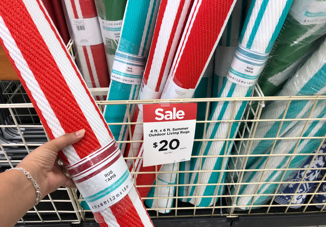 Save Big on Outdoor Rugs & Umbrellas at Michaels! - The