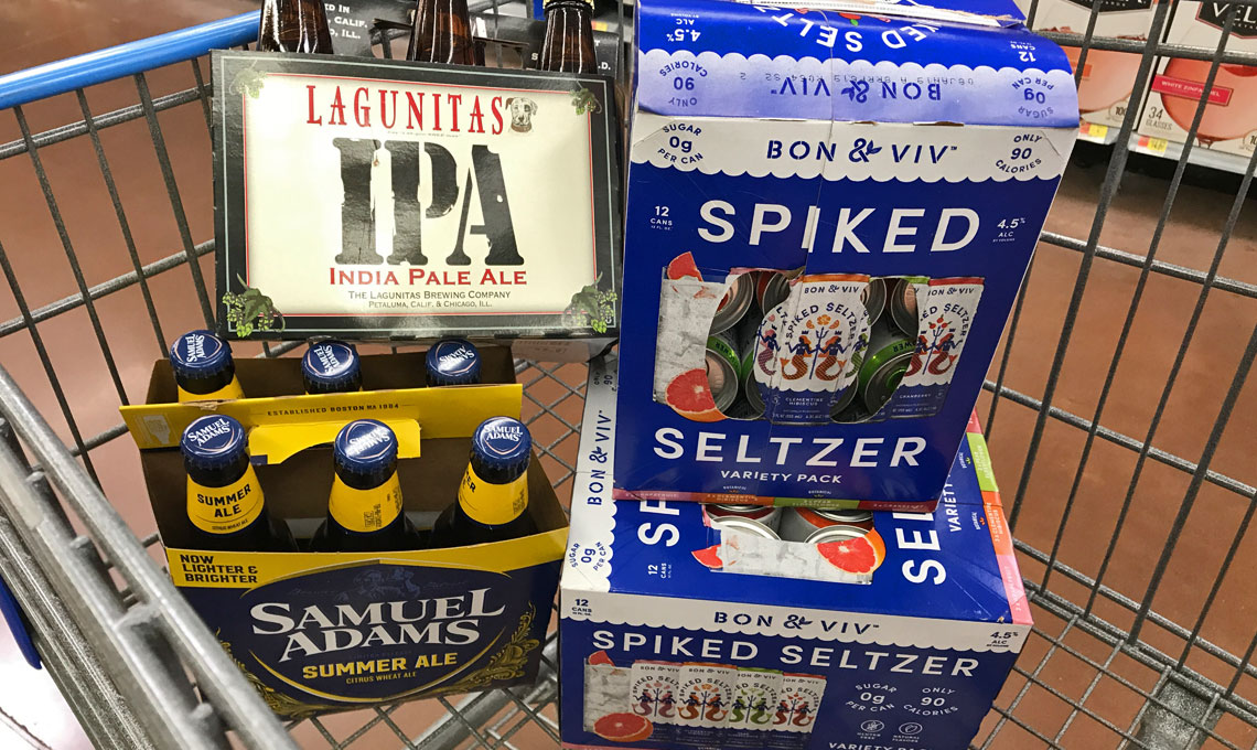 Alcohol Best Buys at Walmart, Including Samuel Adams! - The Krazy