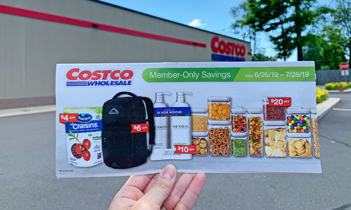 Costco July 2019 Coupon Book - The Krazy Coupon Lady