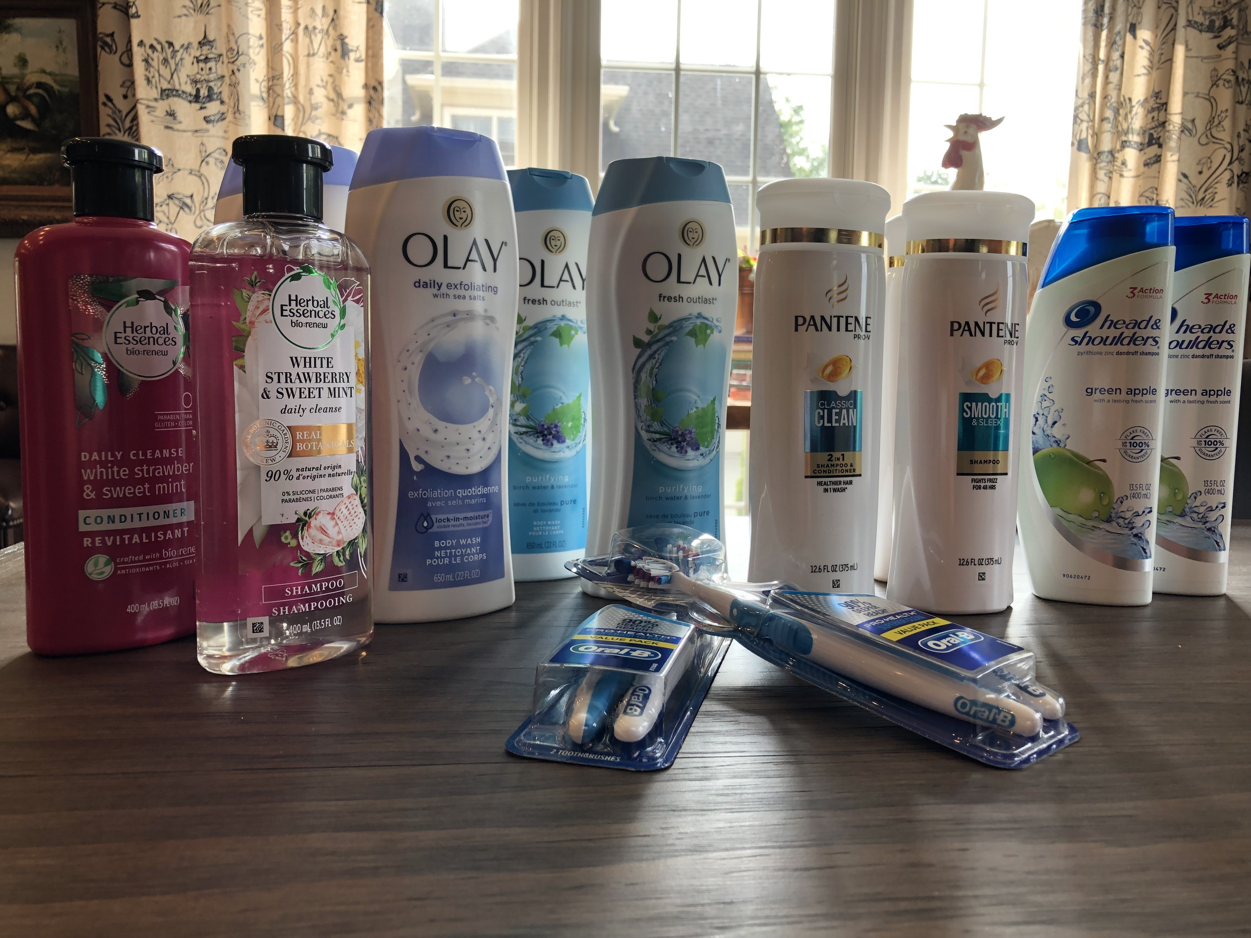 AH-MAZING! Wag's P&G Spring Beauty Rebate – $20 GC on $50 Spend for