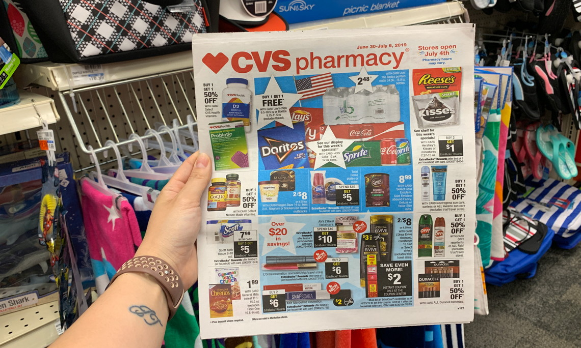 CVS Weekly Coupon Deals: 6/30 – 7/6 - The Krazy Coupon Lady