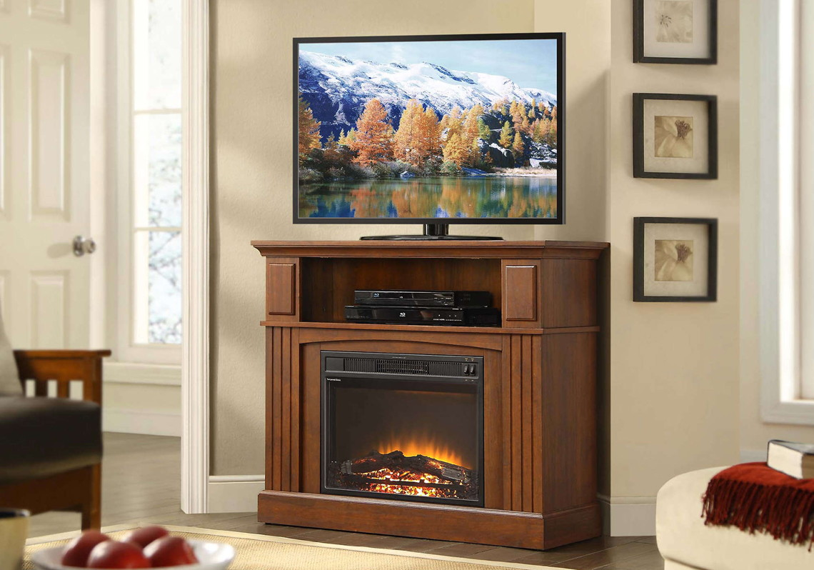 Media Electric Fireplaces As Low As 85 At Walmart The Krazy