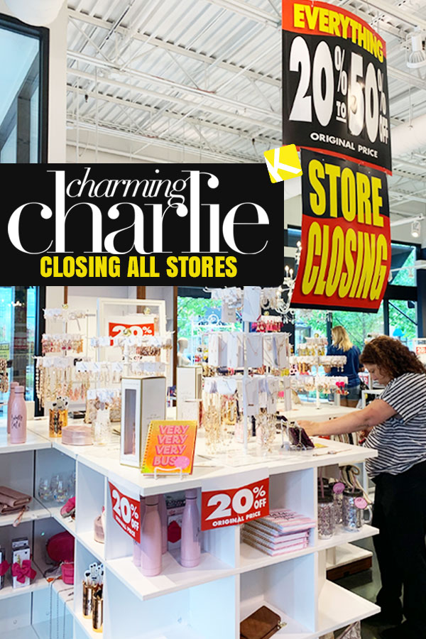 image relating to Charming Charlies Coupons Printable known as Not A further 1! Wonderful Charlie Is Last All Suppliers
