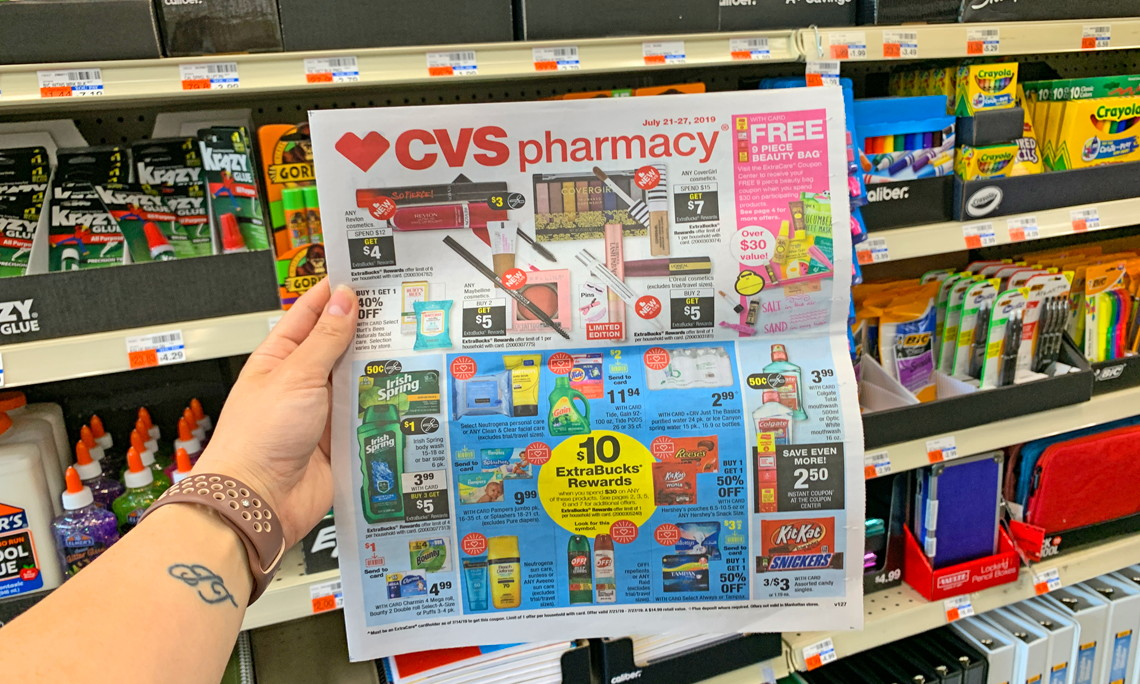 CVS Weekly Coupon Deals: 7/21 – 7/27 - The Krazy Coupon Lady