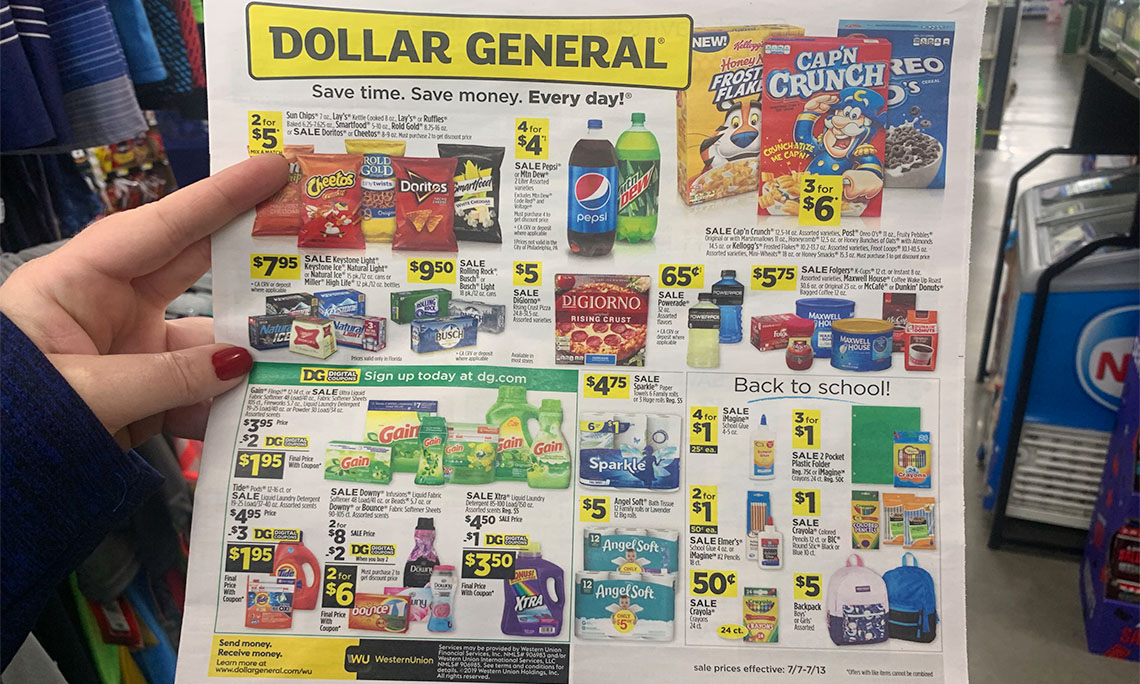 c40e2f496 Dollar General Coupons - The Krazy Coupon Lady