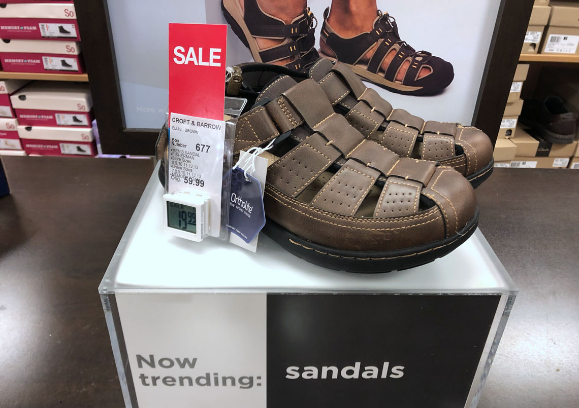 fe9be246a Shop the End-of-Season Sandal Sale at Kohl's! - The Krazy Coupon Lady