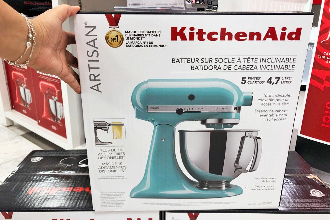 Kitchenaid 5 Quart Mixer Extra Attachment Only 270 At