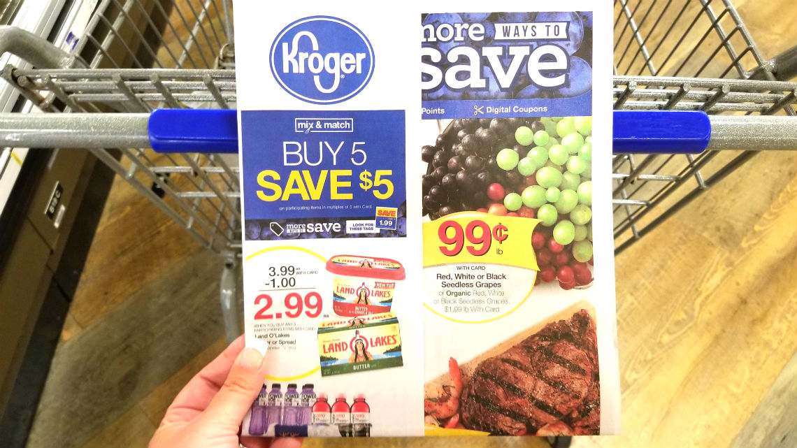 Kroger Coupons - The Krazy Coupon Lady