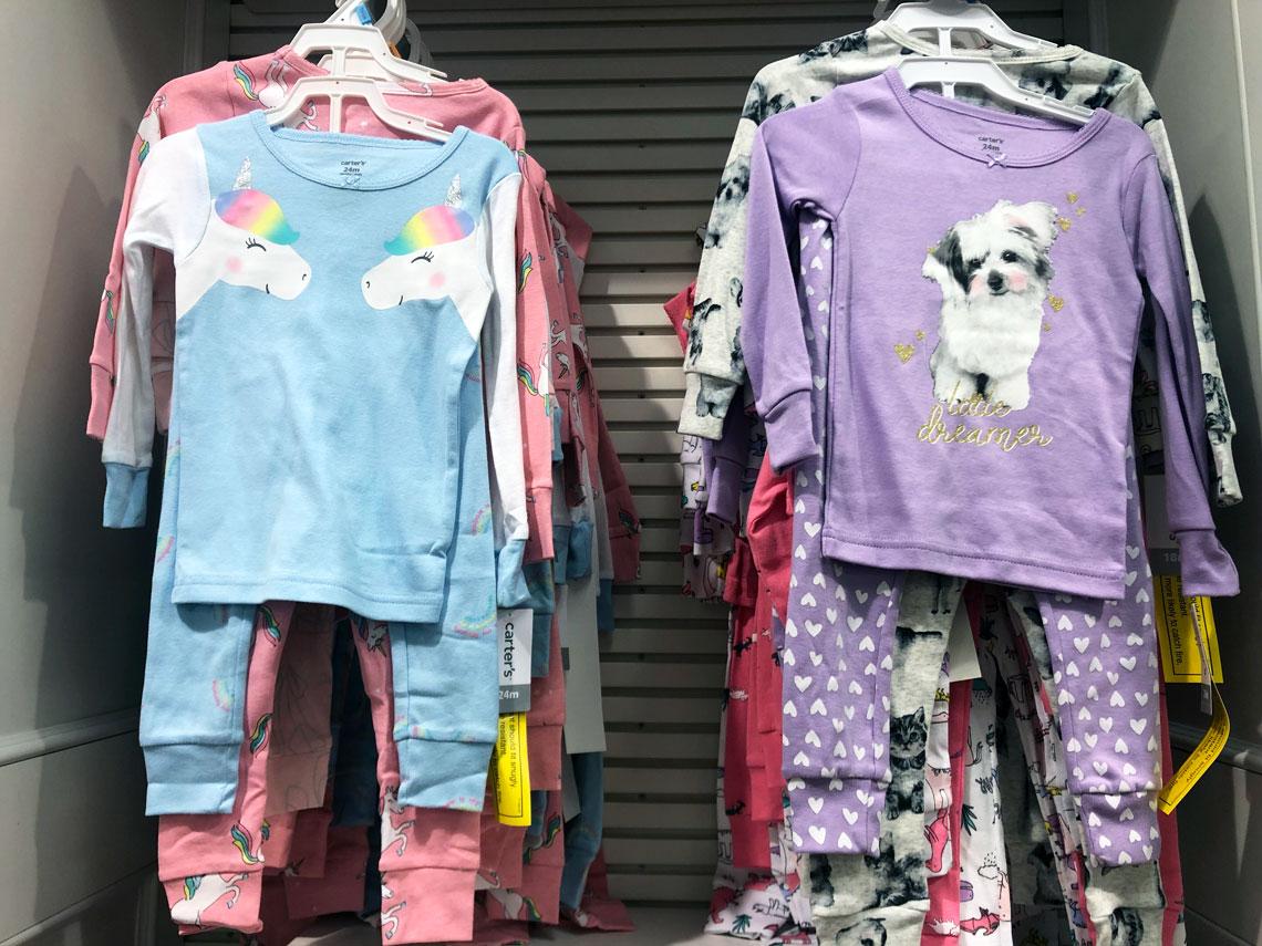 carters-4-piece-pajama-sets-8719a