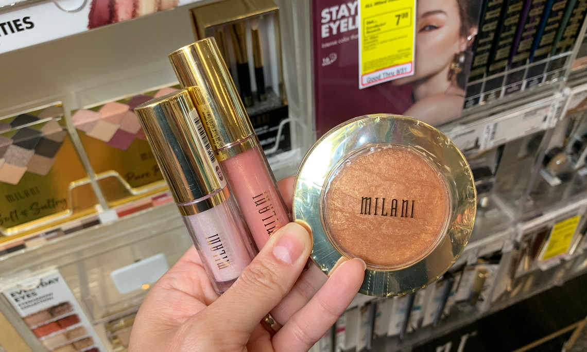 photograph about Milani Cosmetics Printable Coupon identified as Conserve 70% upon Milani Cosmetics Shell out as Reduced as $2.99 at CVS